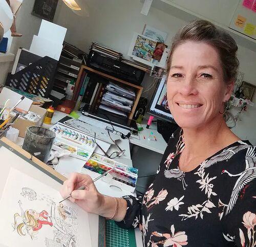 Ingrid Friesen (co-teacher)