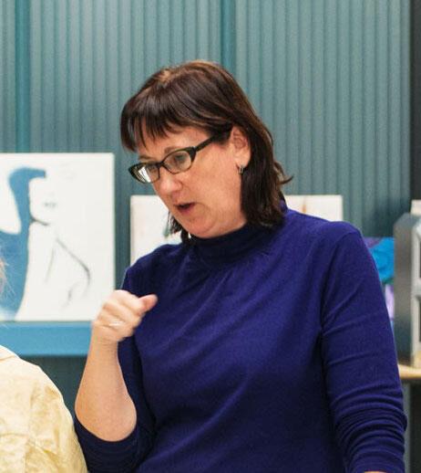 Karin Snijders (co-teacher)